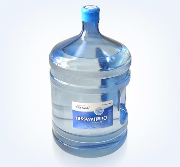 Wassergallonen 18,9 Liter für Wasserspender kaufen