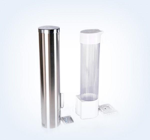 Becherspender aus Kunststoff für Wasserspender