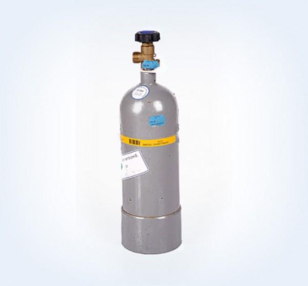 C02 Flasche 6kg kurz (Abb. o. Cage)