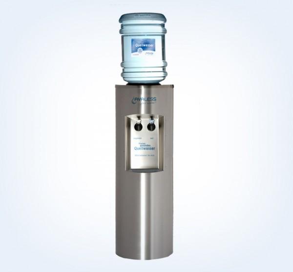Wasserspender Edelstahl - Marke OASIS Steel CC