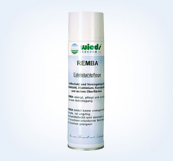 REMBA Edelstahlpflegespray