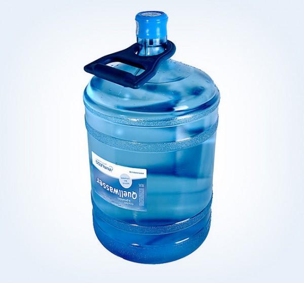 Flaschentragegriff