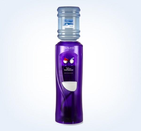 OASIS Wasserspender lila semi-transparent